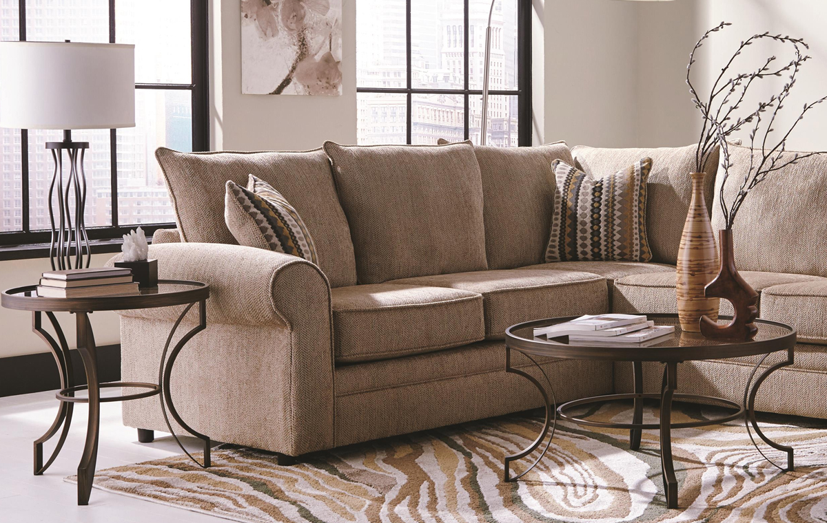 Choosing The Right Sectional Or Sofa For Your Living Space ...